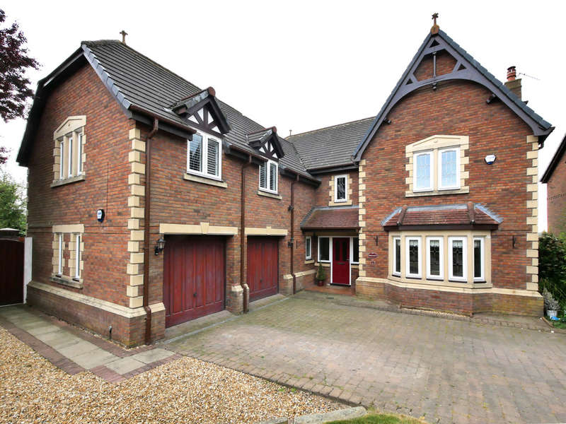 5 Bedrooms Detached House for sale in Jacobs Way, Pickmere, Near Knutsford