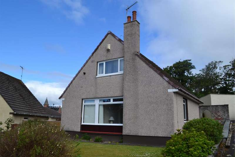 3 Bedrooms Detached House for sale in 17 Seafield Court, ARDROSSAN, KA22 8NS