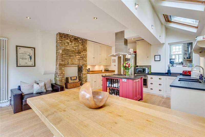 4 Bedrooms Terraced House for sale in Mexfield Road, London