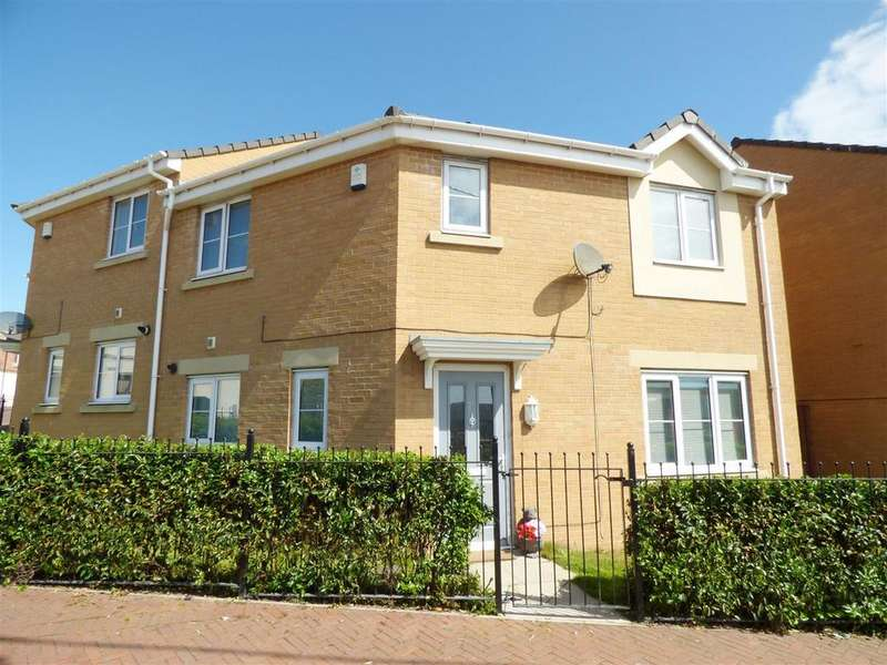 3 Bedrooms Semi Detached House for sale in Morton Close, Murton, Seaham