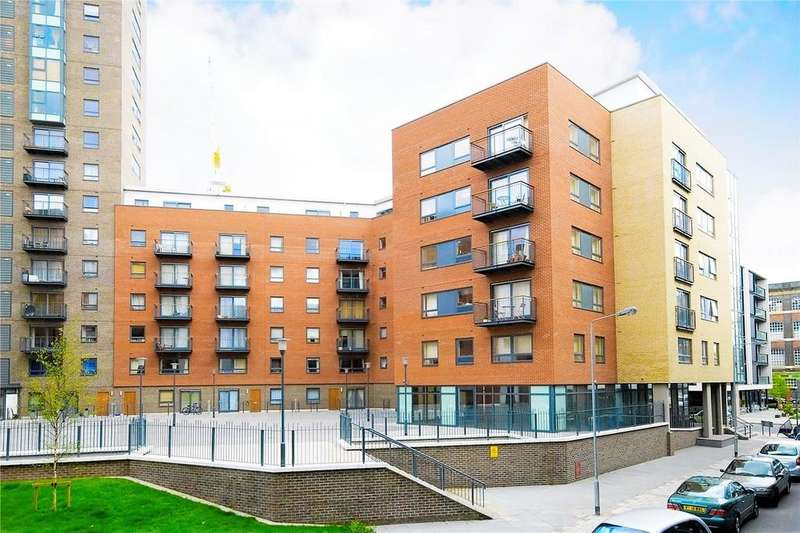 1 Bedroom Apartment Flat for sale in Burford Wharf, 3 Cam Road, Stratford E15