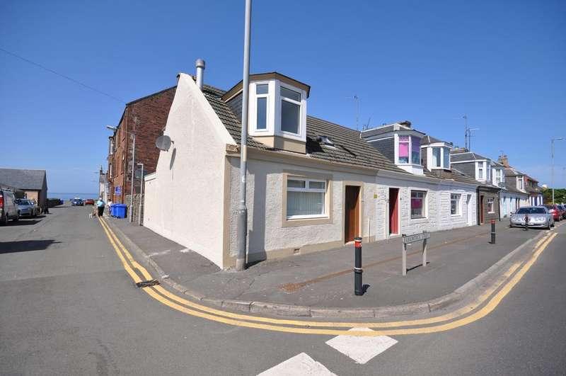 2 Bedrooms End Of Terrace House for sale in 34 Kikrkpatrick Street, Girvan KA26