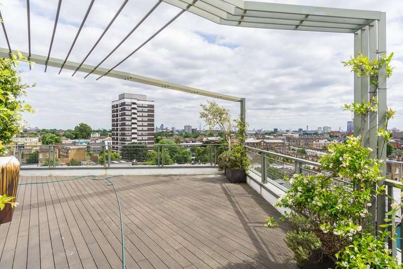 3 Bedrooms Apartment Flat for sale in Holmes Road, London