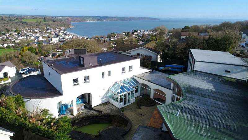 8 Bedrooms Detached House for sale in Sandy Hill Road, Saundersfoot