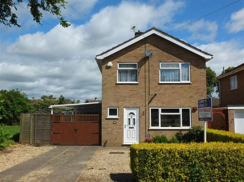 3 Bedrooms Detached House for sale in St. Marys Gardens, Long Sutton