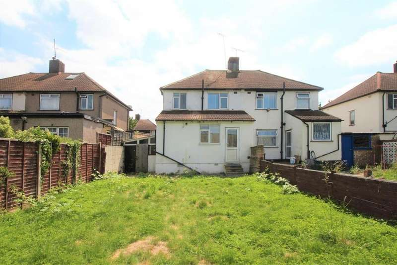 3 Bedrooms Semi Detached House for sale in Bracondale Road, Abbey Wood