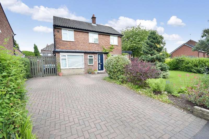 3 Bedrooms Detached House for sale in Queen's Road, Cheadle Hulme