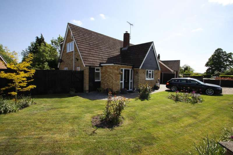 4 Bedrooms Detached Bungalow for sale in Greenfields, Gosfield, Gosfield CO9