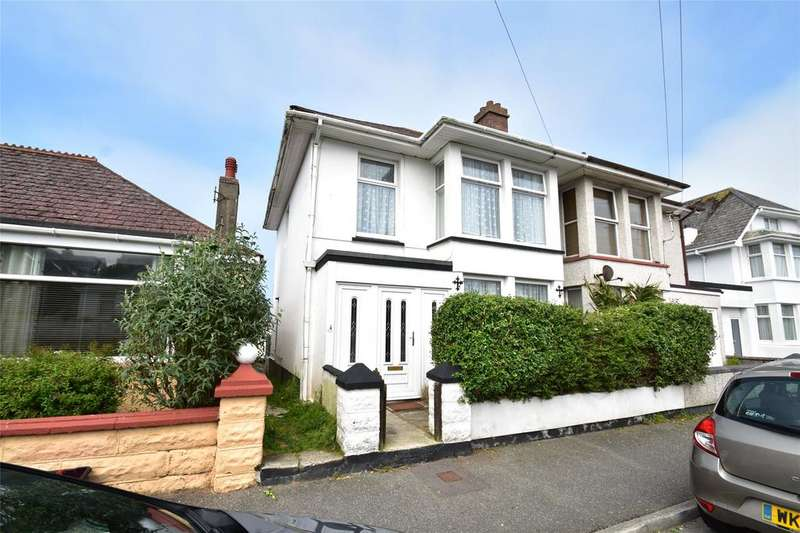 4 Bedrooms Semi Detached House for sale in St. Thomas Road, Newquay