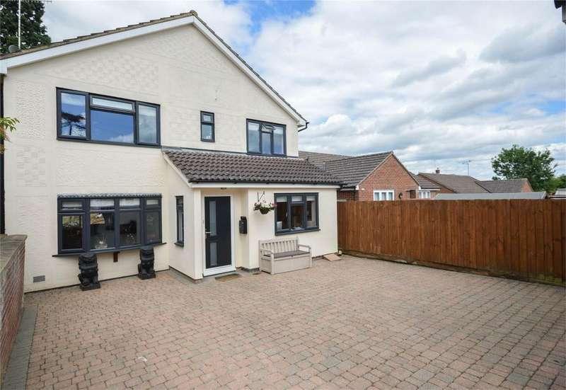 4 Bedrooms Detached House for sale in Galloway Road, BISHOP'S STORTFORD, Hertfordshire