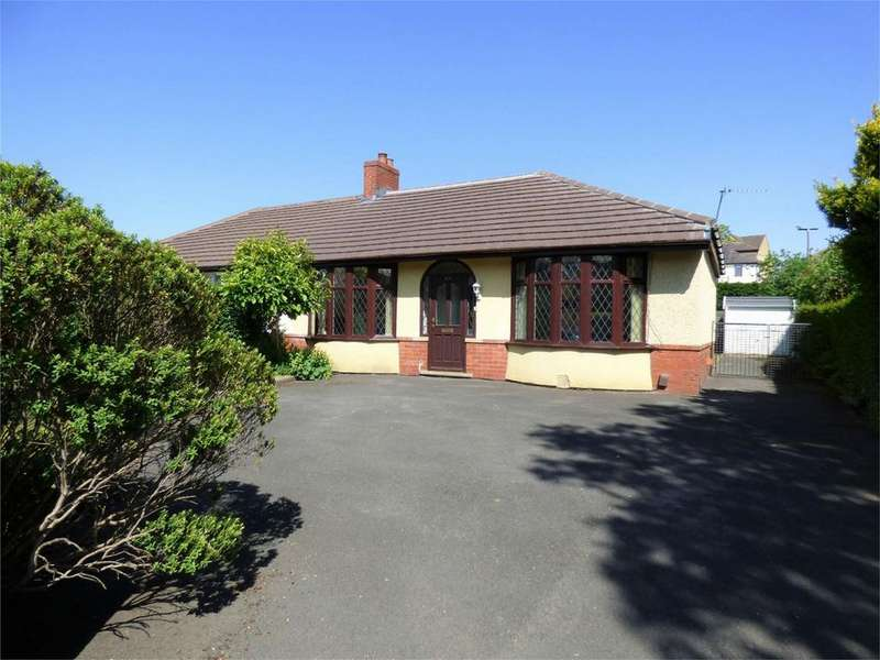 2 Bedrooms Semi Detached Bungalow for sale in Whalley New Road, BLACKBURN, Lancashire