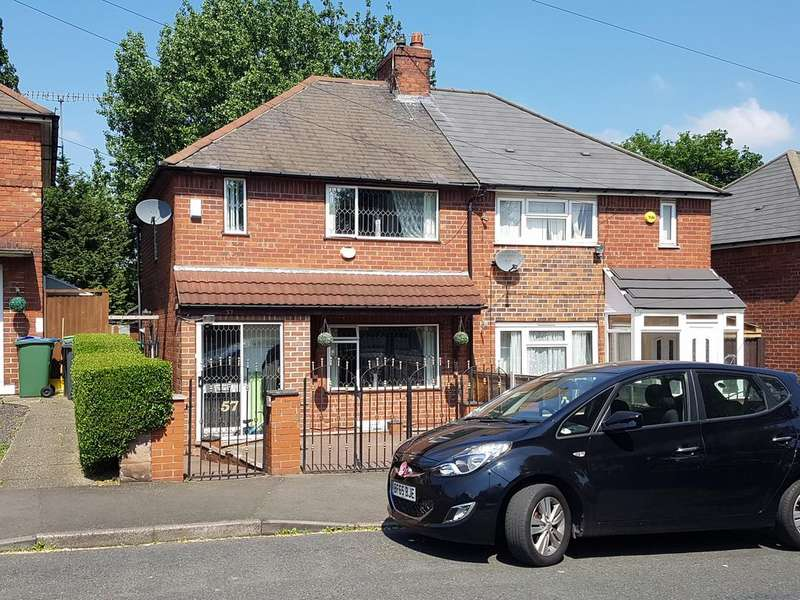 3 Bedrooms Semi Detached House for sale in 57 Stour St B70 9AU