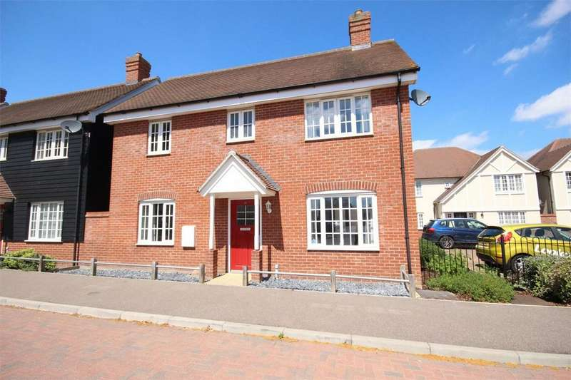 3 Bedrooms Detached House for sale in Richmond Road, Colchester, Essex