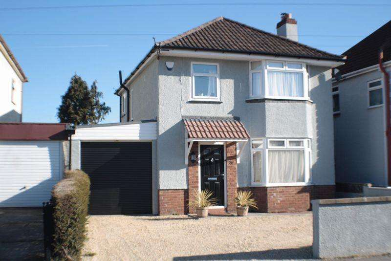 3 Bedrooms Detached House for sale in Highridge Road, Bishopsworth, Bristol, BS13