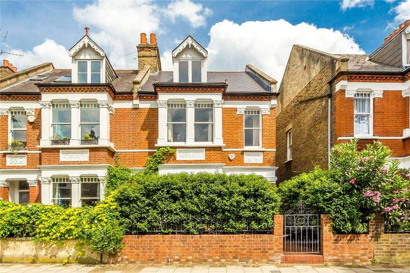 5 Bedrooms Semi Detached House for sale in Mayfield Avenue, Chiswick, London, W4