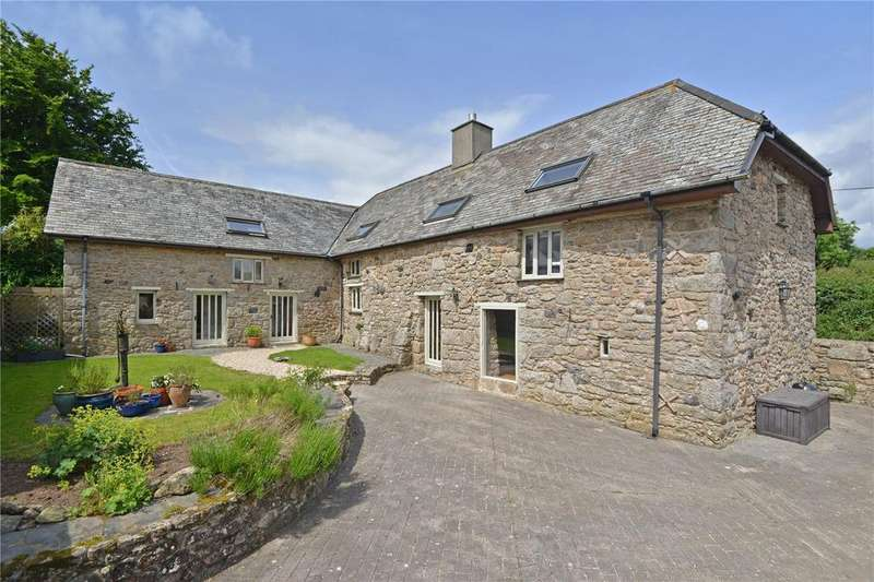 4 Bedrooms House for sale in Chagford, Dartmoor National Park, Devon, TQ13