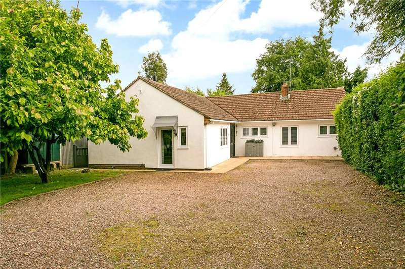 3 Bedrooms Detached Bungalow for sale in East Lane, Chieveley, Newbury, Berkshire, RG20