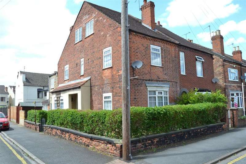 4 Bedrooms Semi Detached House for sale in Cecil Street, Gainsborough, Lincolnshire, DN21