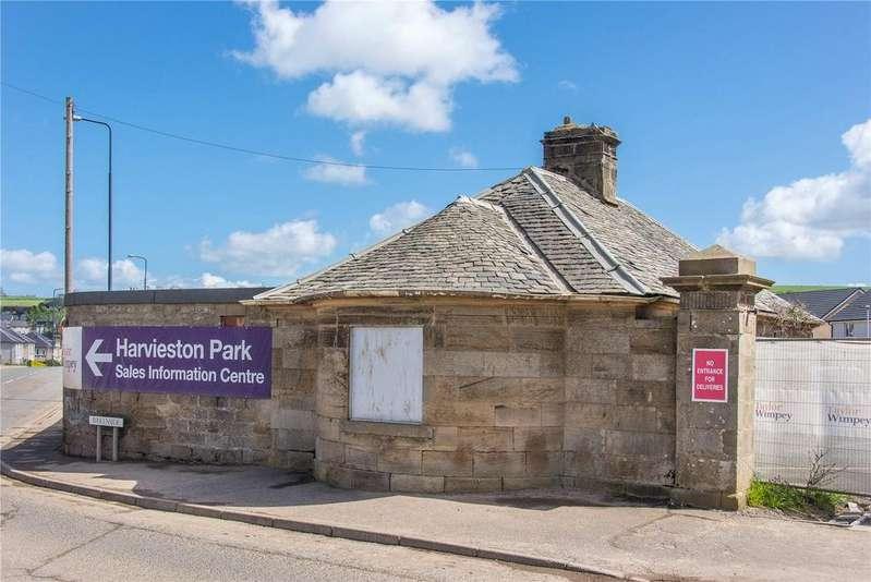 2 Bedrooms Detached House for sale in Harvieston Lodge, Powdermill Brae, Gorebridge, Midlothian