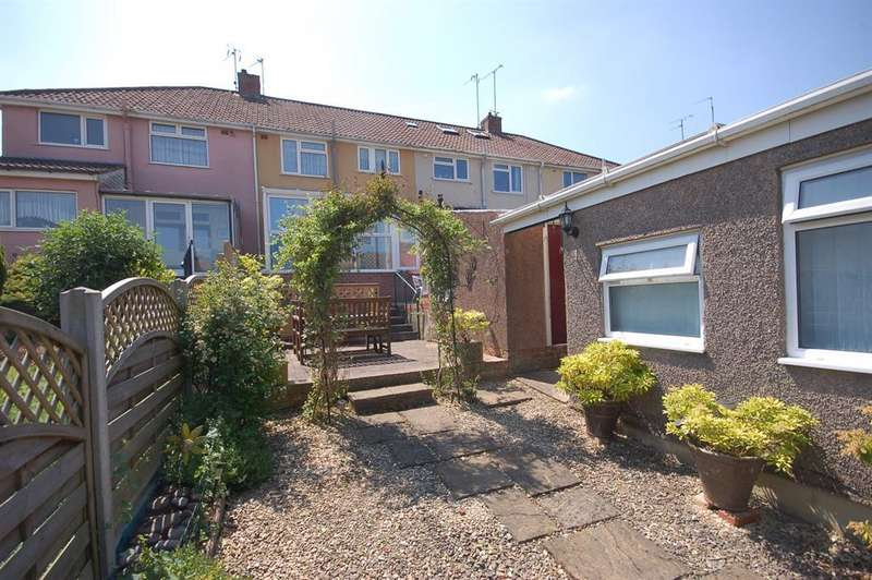 3 Bedrooms Terraced House for sale in Station Road, Kingswood, Bristol, BS15 4XT