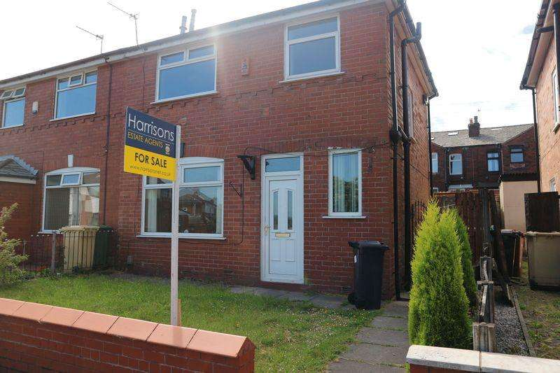3 Bedrooms Semi Detached House for sale in Longfield Road, Middle Hulton, Bolton, Lancashire.