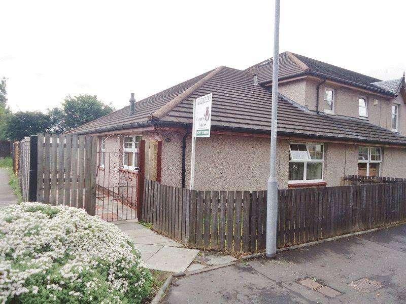 3 Bedrooms Semi Detached Bungalow for sale in Henry Street, Alva