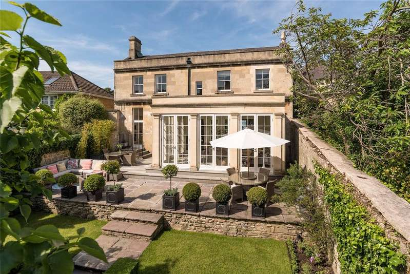 3 Bedrooms Link Detached House for sale in Upper Lansdown Mews, Bath, BA1