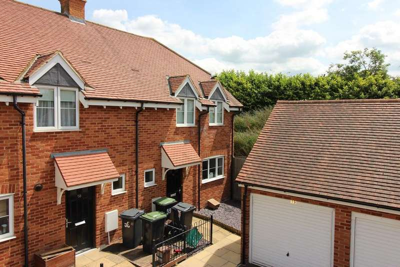 3 Bedrooms End Of Terrace House for sale in River View, Shefford, SG17