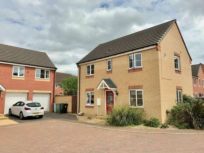 3 Bedrooms Detached House for sale in Silverstone Road, Bourne, PE10