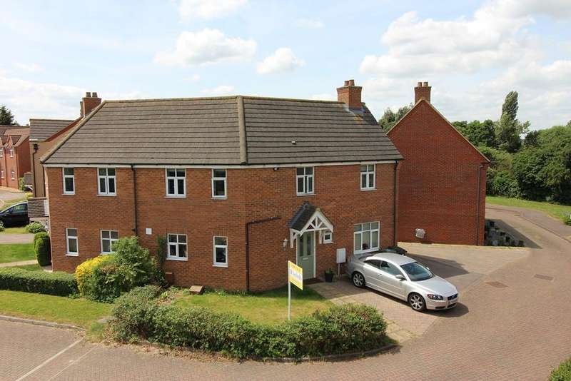 3 Bedrooms Semi Detached House for sale in Clifton Fields, Clifton, SG17