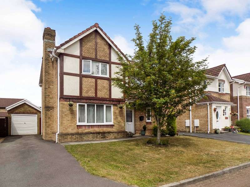 4 Bedrooms Detached House for sale in Rowan Tree Avenue, Baglan, Port Talbot, Neath Port Talbot. SA12 8EZ