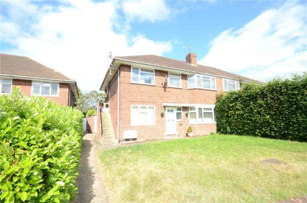 2 Bedrooms Maisonette Flat for sale in Larchfield Road, Maidenhead, Berkshire