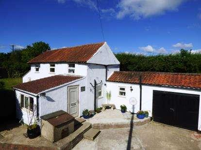 2 Bedrooms Detached House for sale in Dams Lane, Belchford, Horncastle