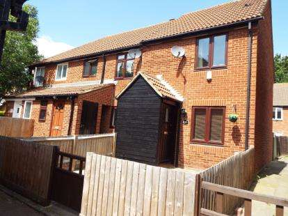 2 Bedrooms End Of Terrace House for sale in Beckton, London