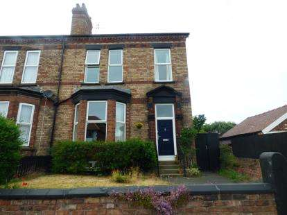 6 Bedrooms Semi Detached House for sale in Leopold Road, Waterloo, Liverpool, Merseyside, L22