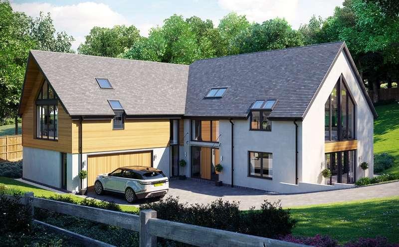 5 Bedrooms Detached House for sale in Park Lane, Exeter, Devon