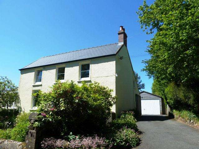 2 Bedrooms Detached House for sale in Hillside, Loveston, Kilgetty, Pembrokeshire
