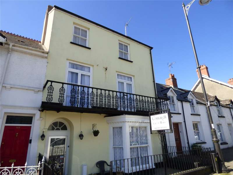 6 Bedrooms Terraced House for sale in Connaught Guest House, Main Street, Pembroke, Pembrokeshire
