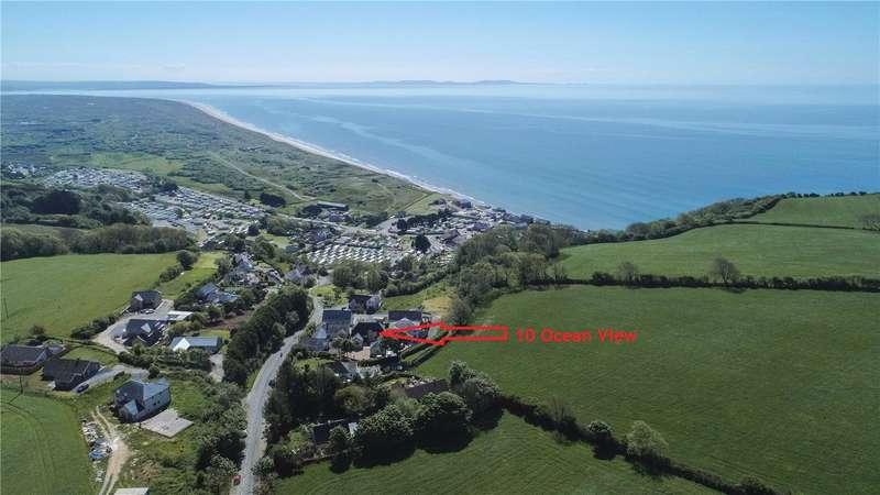 4 Bedrooms Detached House for sale in Ocean View, Pendine, Carmarthen