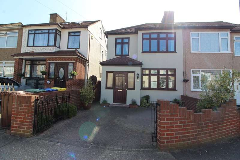 3 Bedrooms End Of Terrace House for sale in Grovelands Way, Grays