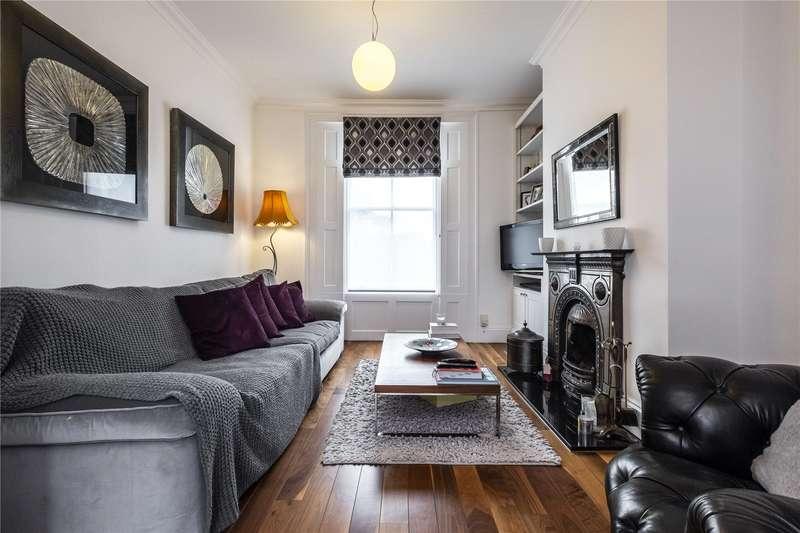 2 Bedrooms House for sale in Basire Street, London, N1