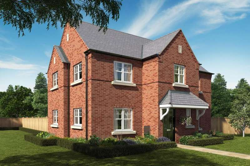 4 Bedrooms Detached House for sale in The Meadows, Wharford Lane, Sandymoor