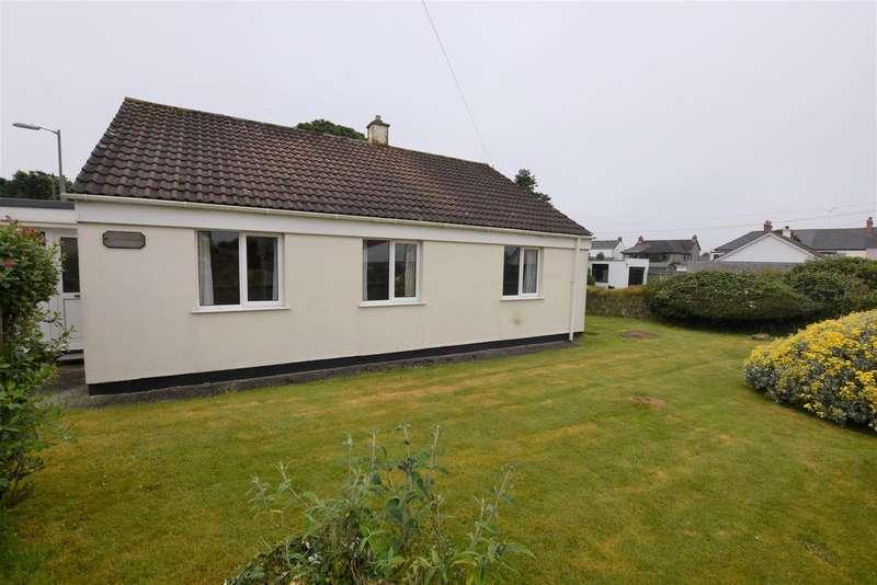 3 Bedrooms Detached Bungalow for sale in Tolgus Lane, West Tolgus, Redruth TR15