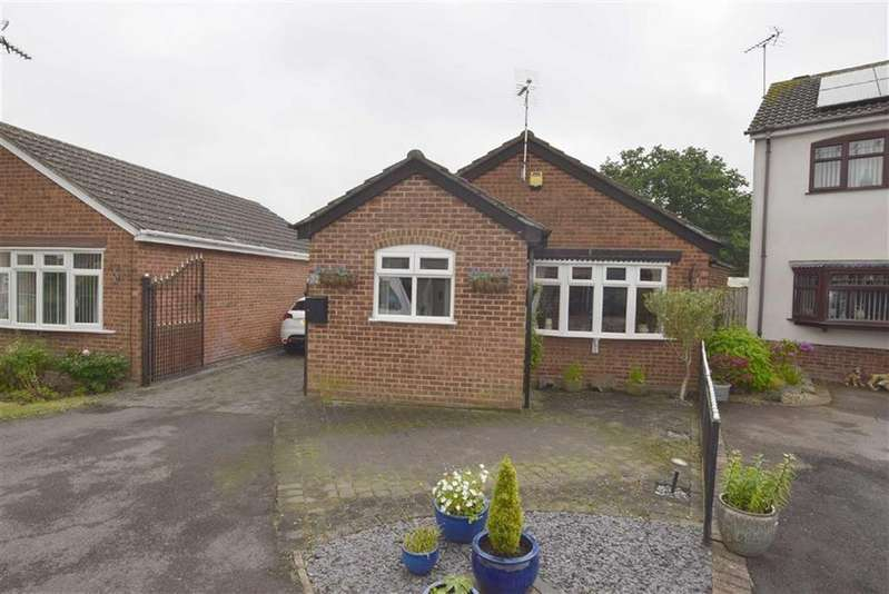 3 Bedrooms Detached Bungalow for sale in The Drive, Barwell, Leicestershire
