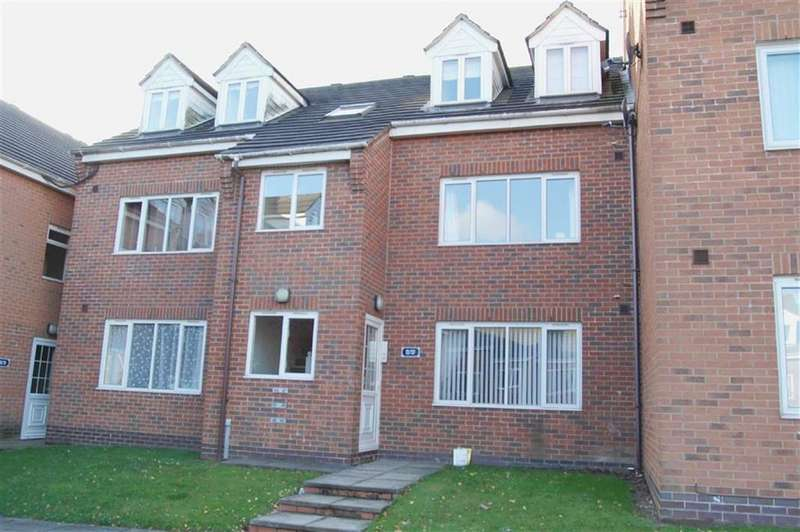 1 Bedroom Apartment Flat for sale in Highfield Court, Earl Shilton, Leicestershire