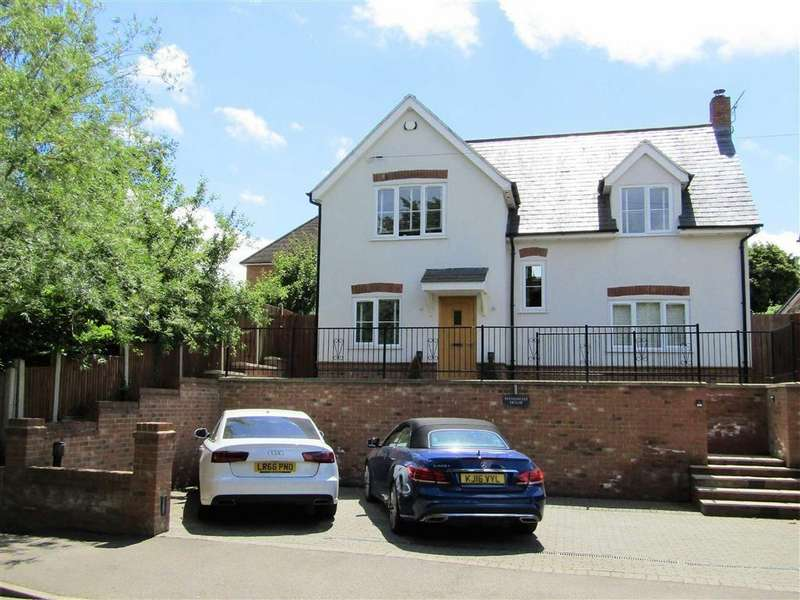 4 Bedrooms Detached House for sale in Stevenage Road, Hitchin, SG4