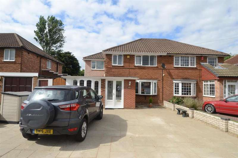 4 Bedrooms Semi Detached House for sale in Wyckham Road, Birmingham