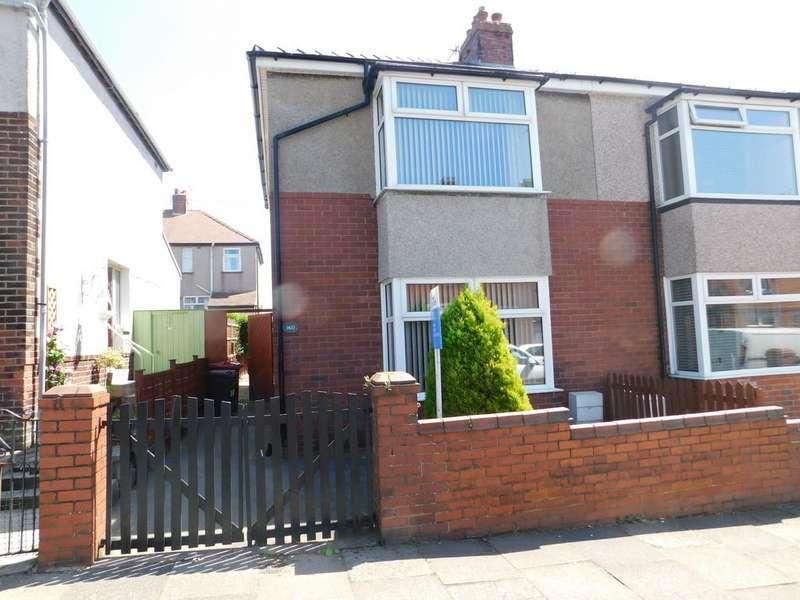 2 Bedrooms Semi Detached House for sale in 160 Harrogate Street, Barrow-in-Furness, Cumbria, LA14 5NA