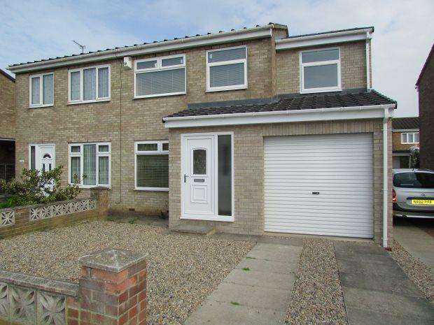 3 Bedrooms Semi Detached House for sale in CATCOTE ROAD, FENS, HARTLEPOOL