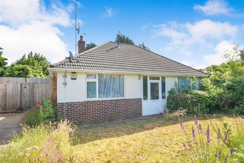 2 Bedrooms Detached Bungalow for sale in Yarmouth Road, POOLE, Dorset
